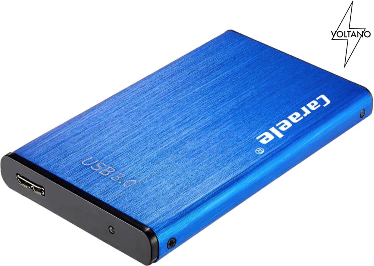 Voltano Compacte Portable Externe Harde Schijf 500GB MAC Blauw kopen