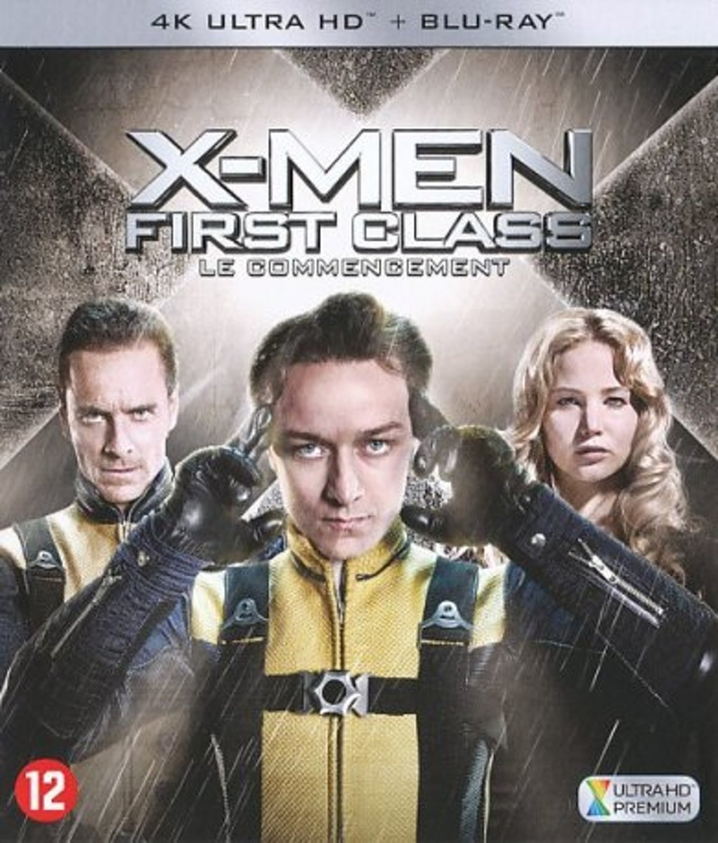 X-men - First Class | 4K Ultra HD Blu-ray kopen
