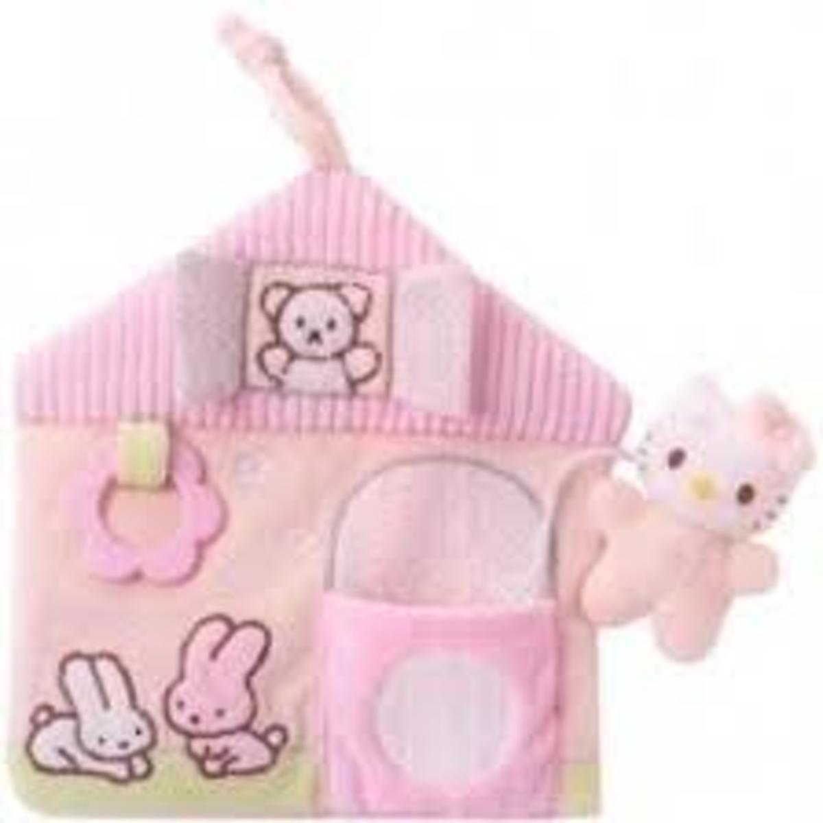 Hello Kitty Activiteitenhuisje