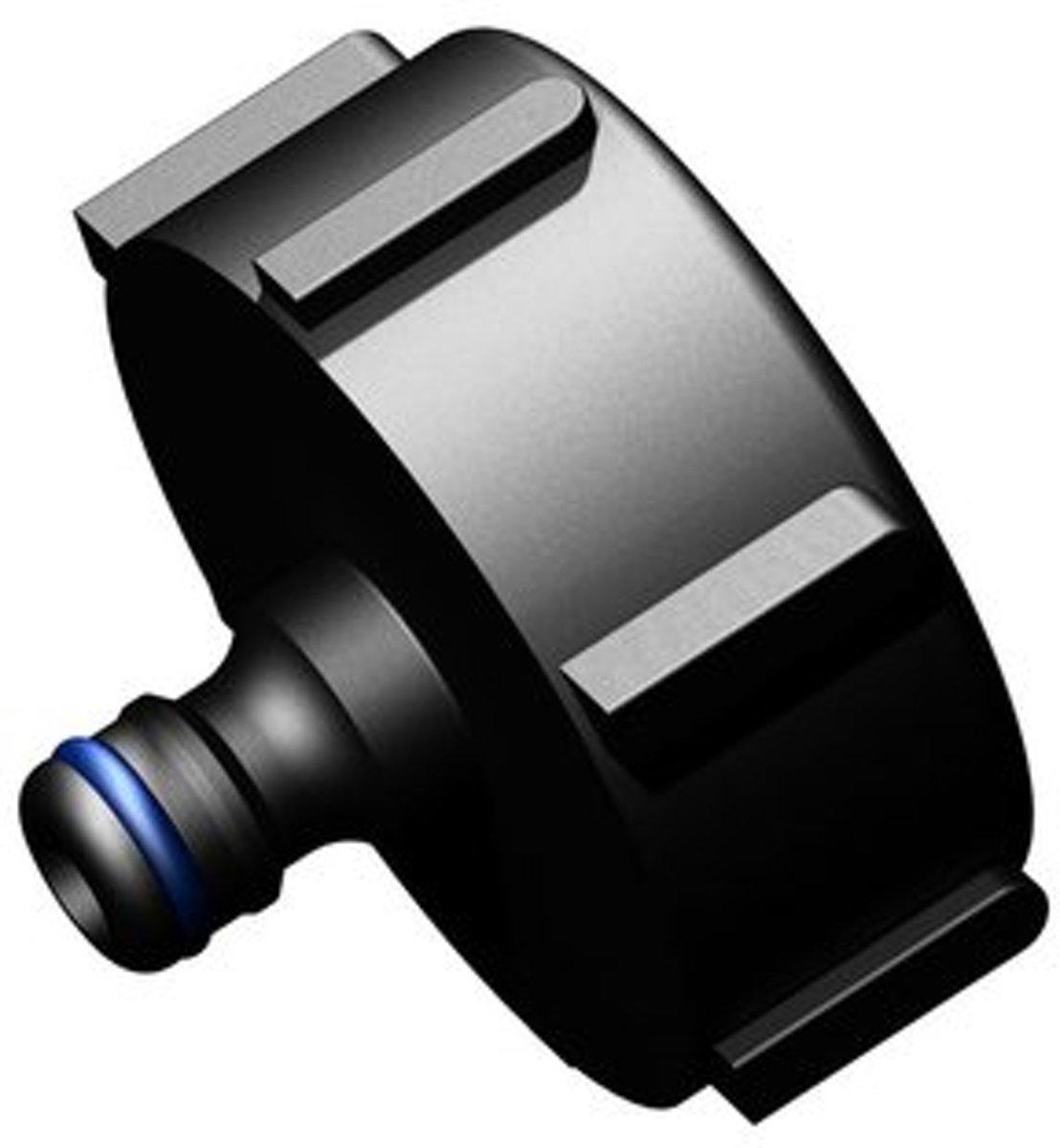 IBC Adapter S60x6 > Gardena koppeling 1/2