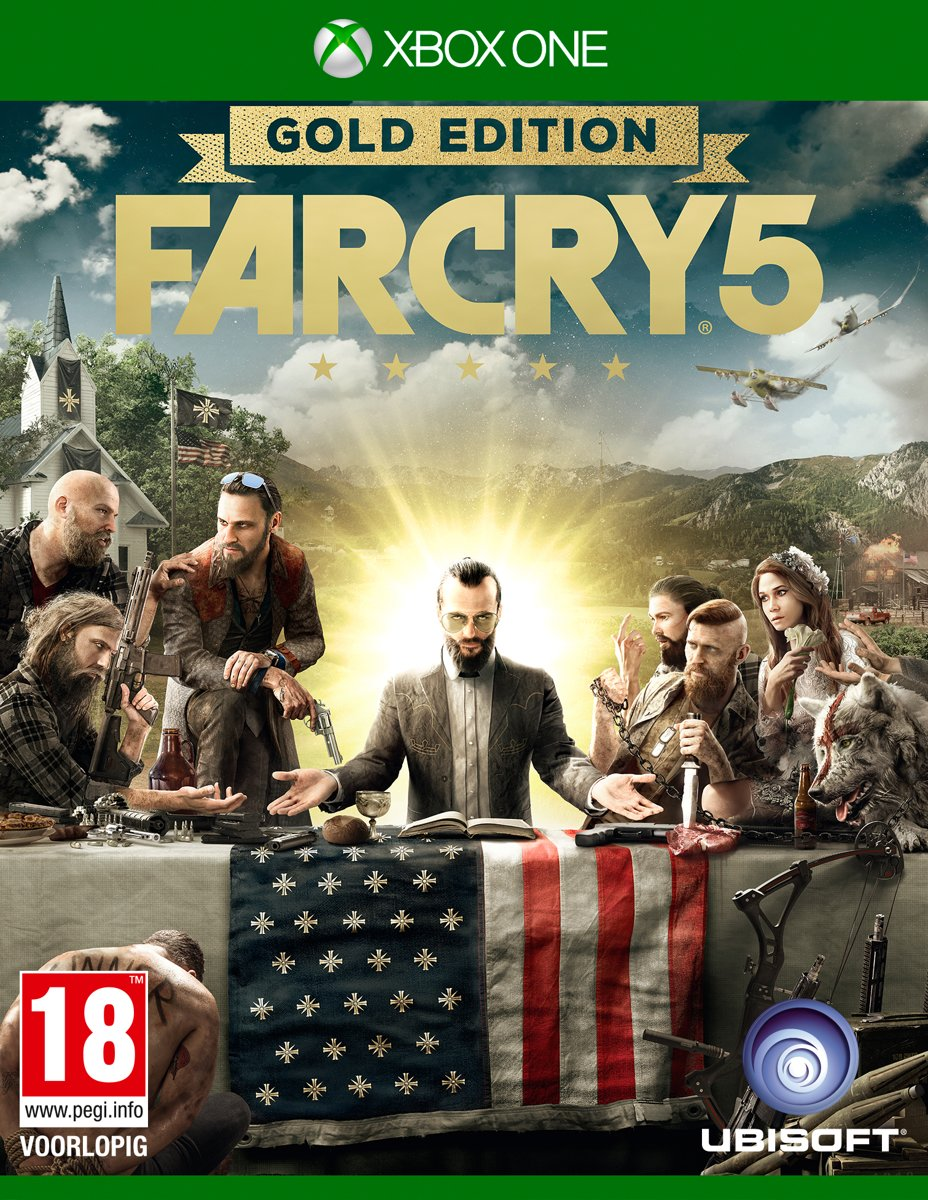 Far Cry 5 - Gold Edition Xbox One