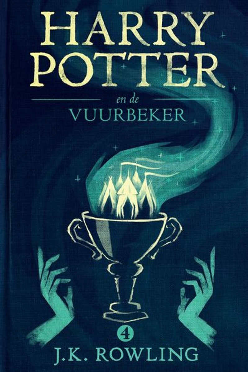 Bol  De Harry Potterserie 4  Harry Potter En De Vuurbeker (ebook)  Epub Met Digital Waterm