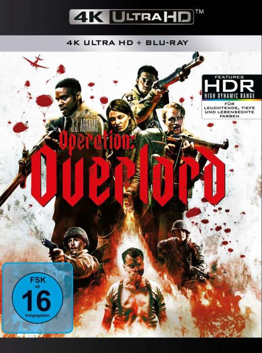 Overlord (2018) (Ultra HD Blu-ray & Blu-ray)-