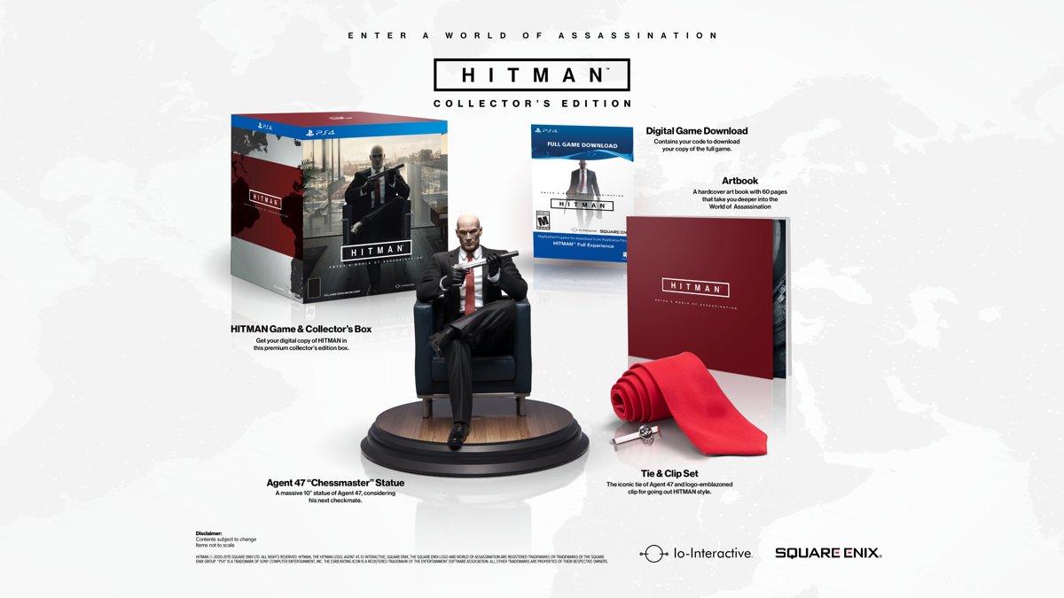 Hitman Digital Collectors Edition - PS4 kopen