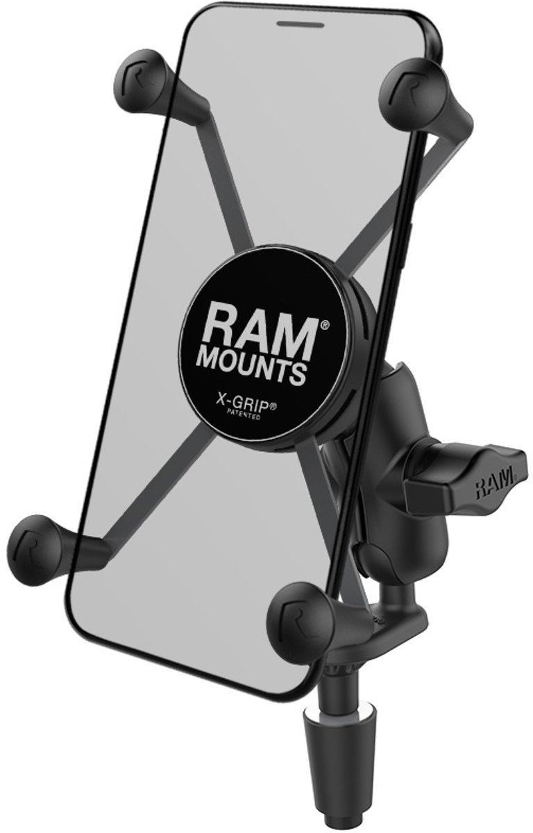 RAM Mount Balhoofd steun Large Smartphone X-Grip set kopen