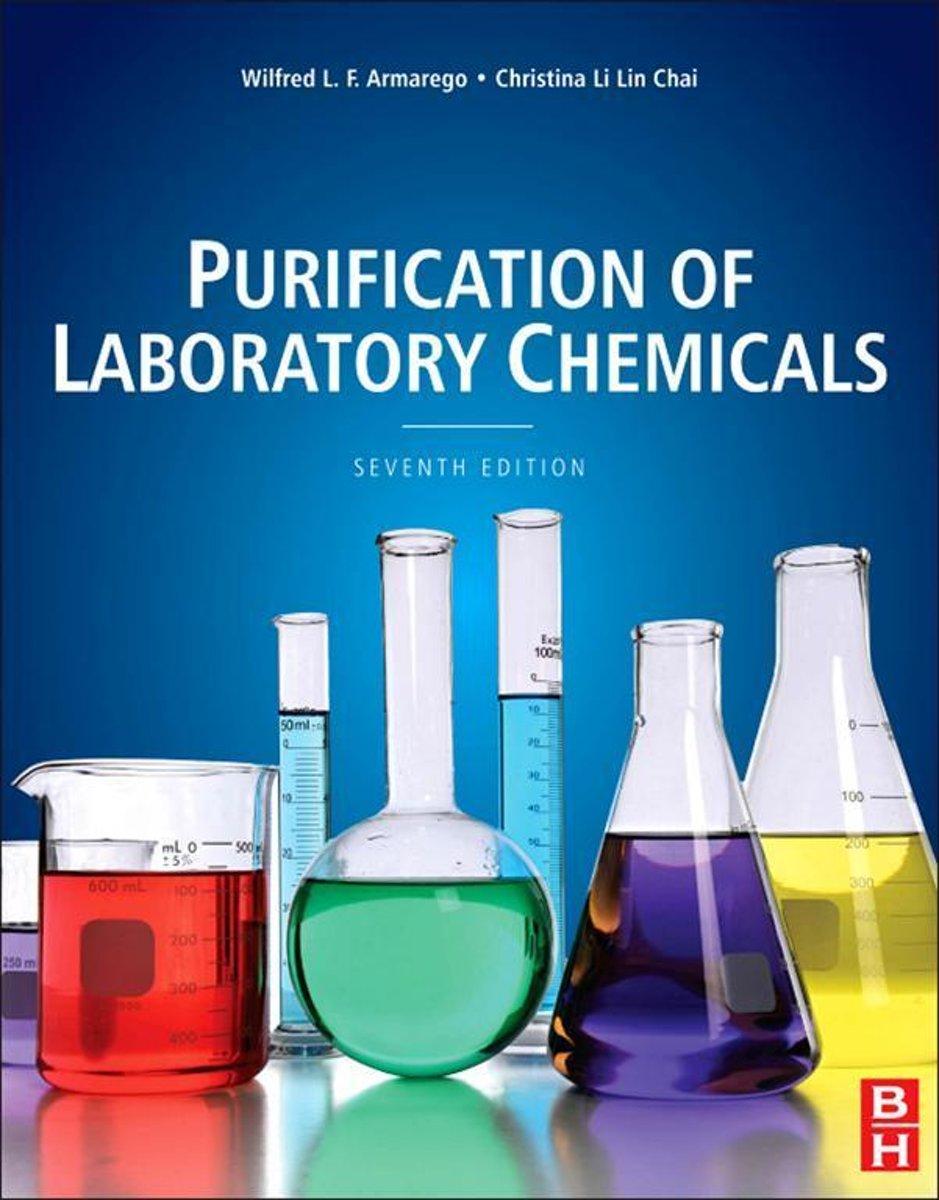 bol.com   Purification of Laboratory Chemicals (ebook), W.L.F. Armarego    9780123821621   Boeken
