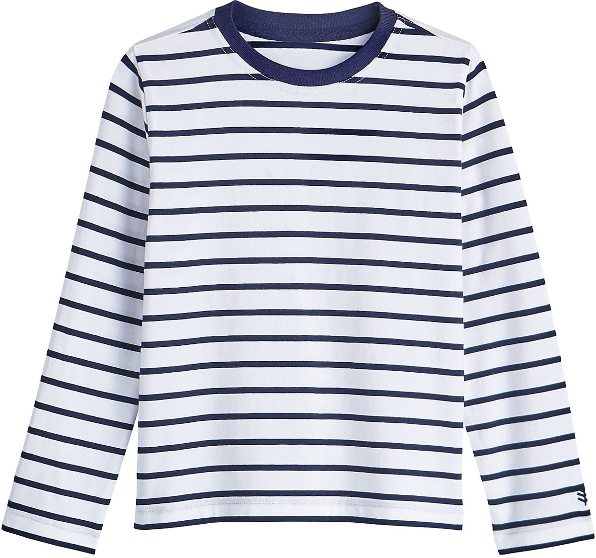 Blauw wit gestreept overhemd van Austen Brothers