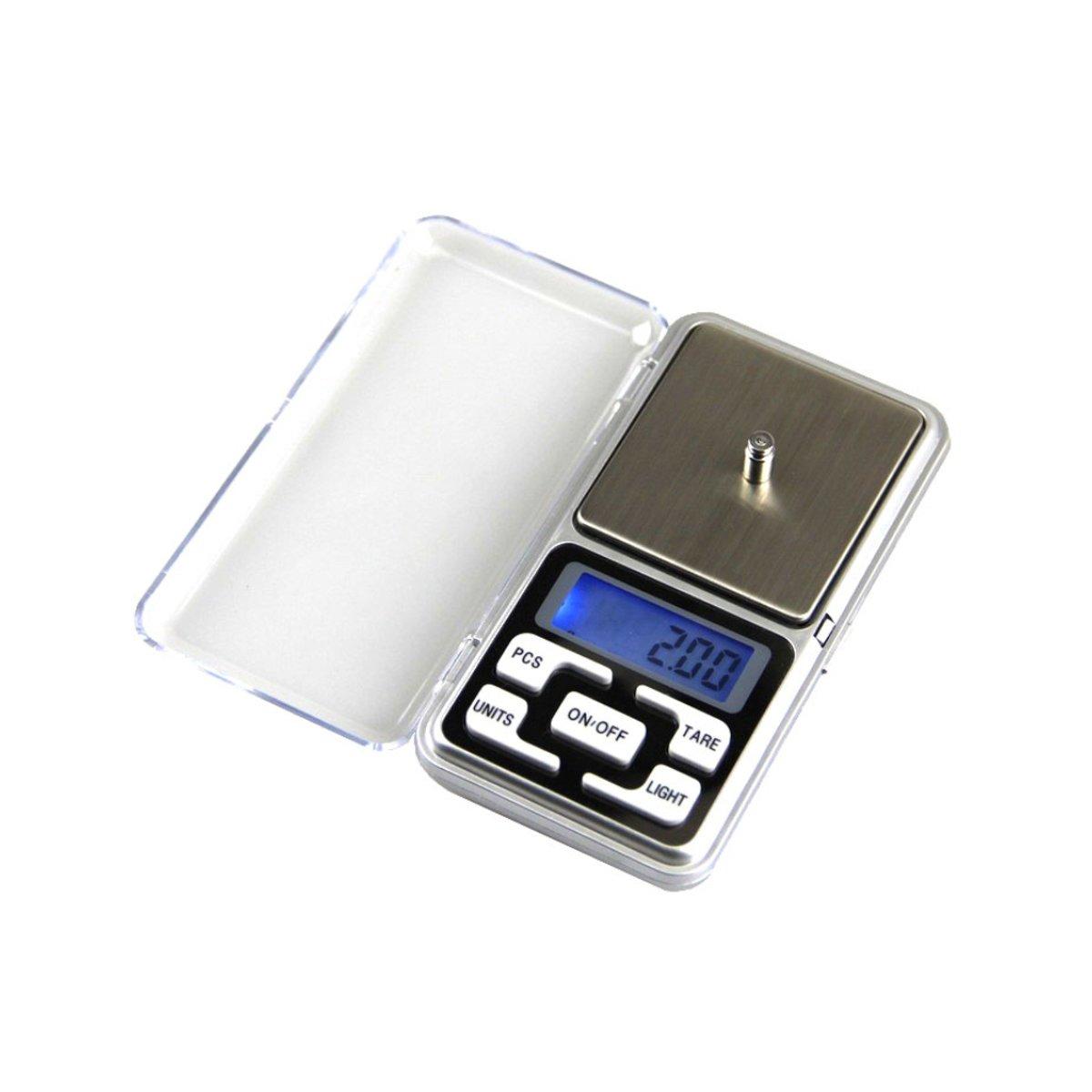 Mini precisie weegschaal 0.01 gram nauwkeurig tot 200 gram