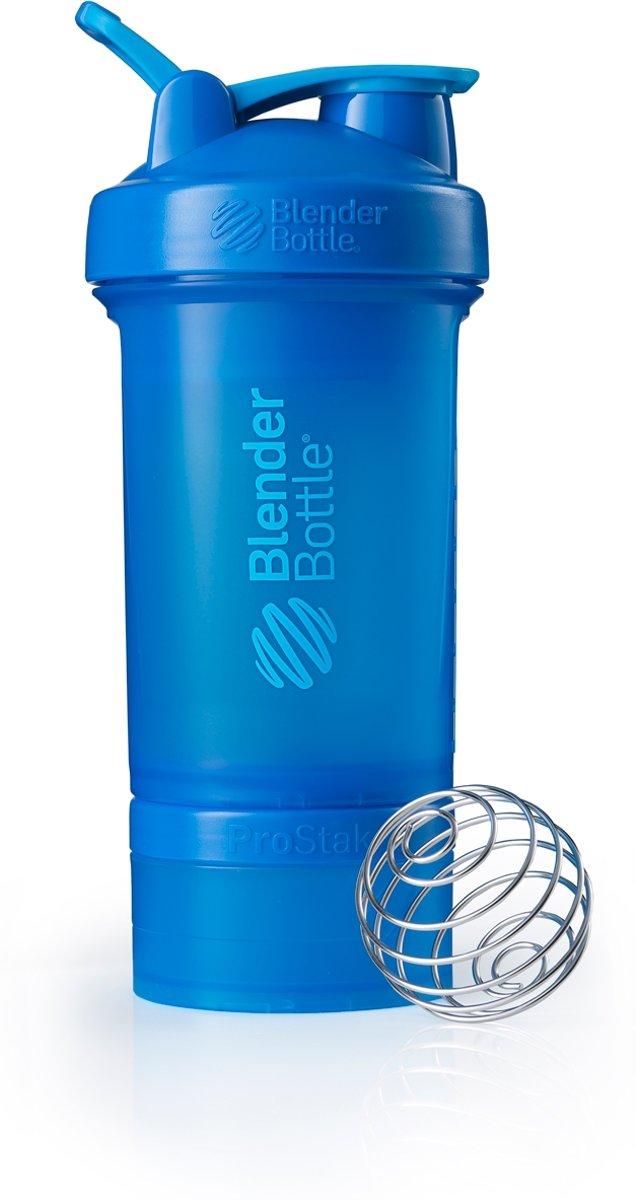 BlenderBottle ProStak Shakebeker Full color Licht Blauw 650 ml kopen