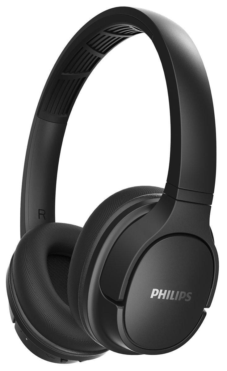 Philips ActionFit TASH402BK - Draadloze on-ear sport koptelefoon - Zwart kopen
