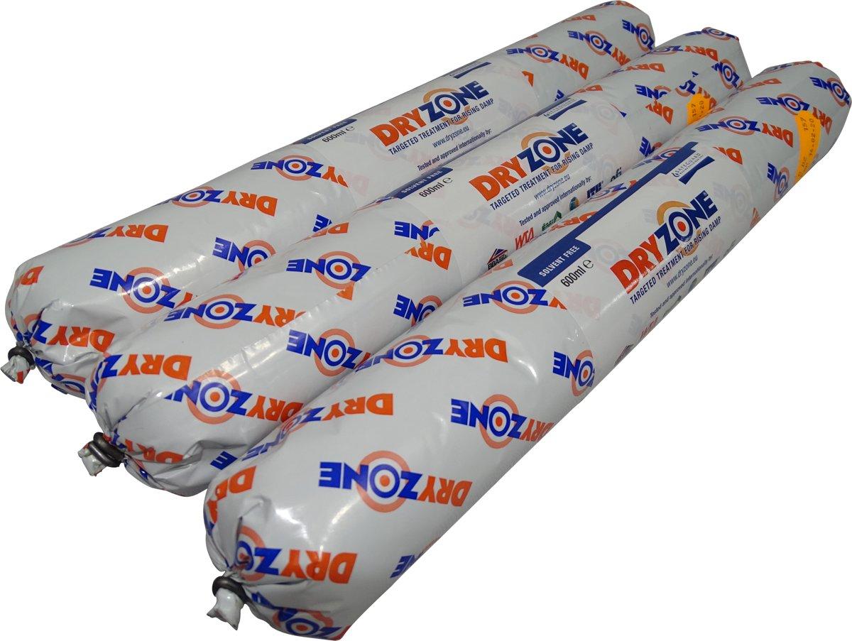 DRYZONE injectiegel tegen opstijgend vocht - 600ml - 10 stuks (doos) kopen