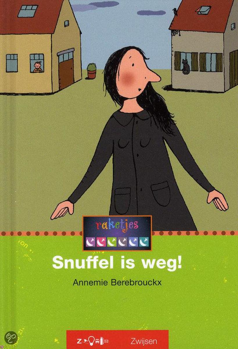SNUFFEL IS WEG