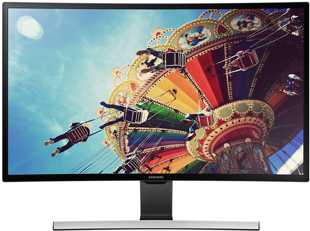 Samsung T27D590CW - Curved TV Monitor