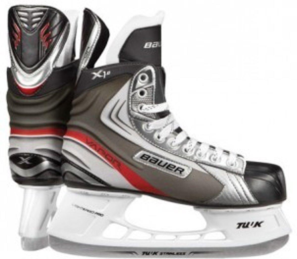 IJshockeyschaats Bauer VAPOR X1,0 Maat 44,5