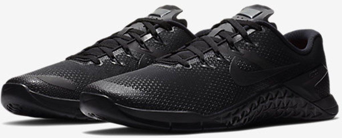 a156ea68079 bol.com | Nike Metcon 4 Black/Black Maat: 41