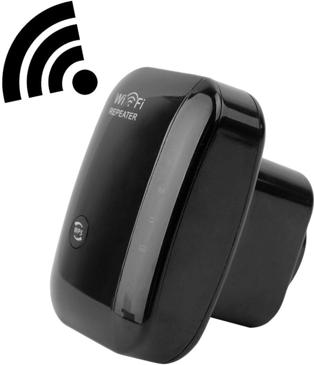 Sterke draadloze Wifi versterker voor in het stopcontact - inclusief ethernet poort met netwerkkabel - uitbreiding van je draadloze netwerk kopen