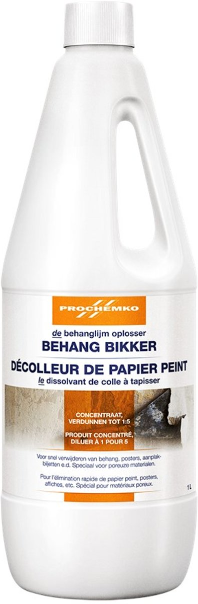 Prochemko behanglijmoplosser - 1 liter - CH11204 kopen