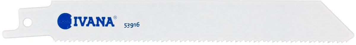 Ivana reciprozaagblad BIM RC630 / S922BF lang 150mm (5st)