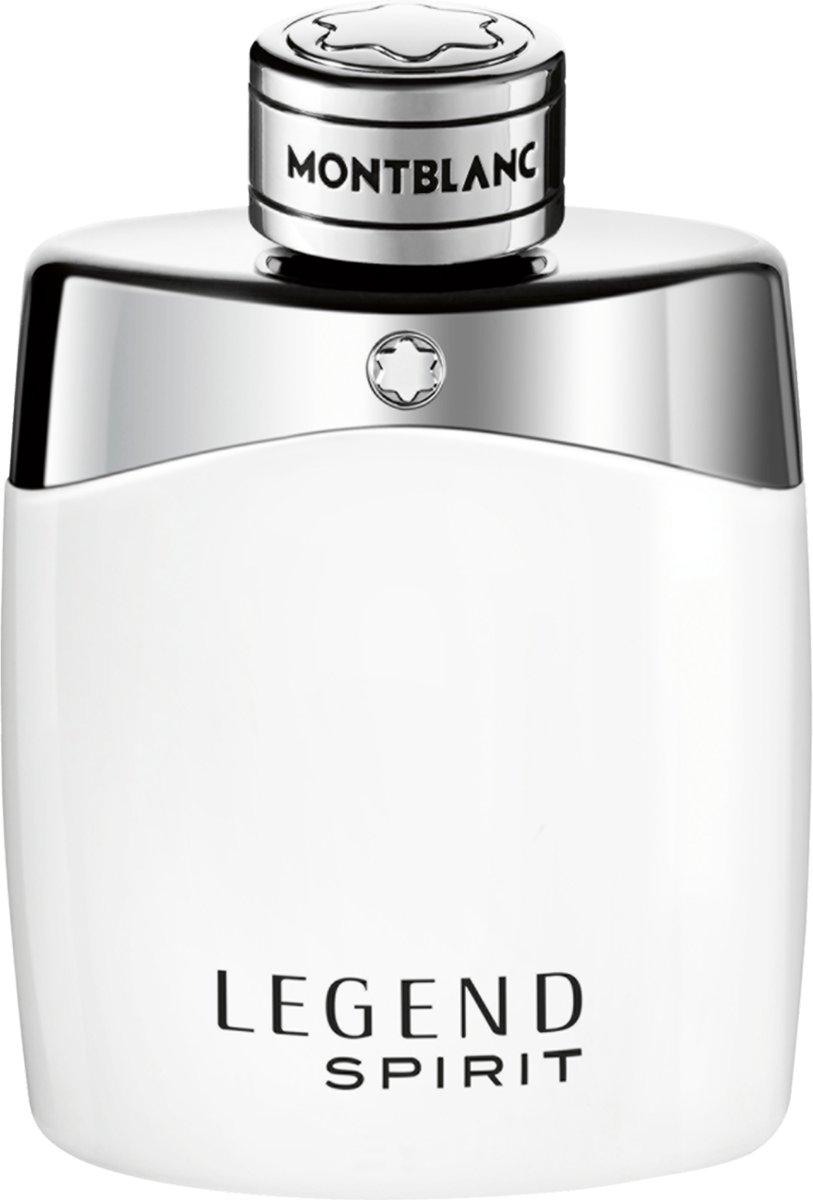 Mont Blanc Legend Spirit 100ml - Eau de Toilette - Herenparfum kopen