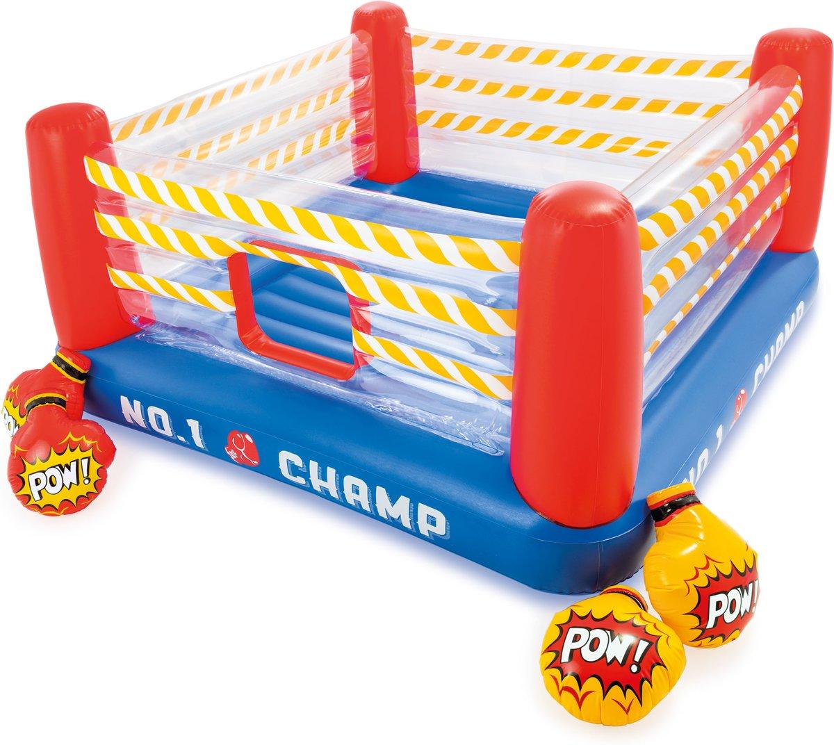 Opblaasbare Jump-o-Lene boksring