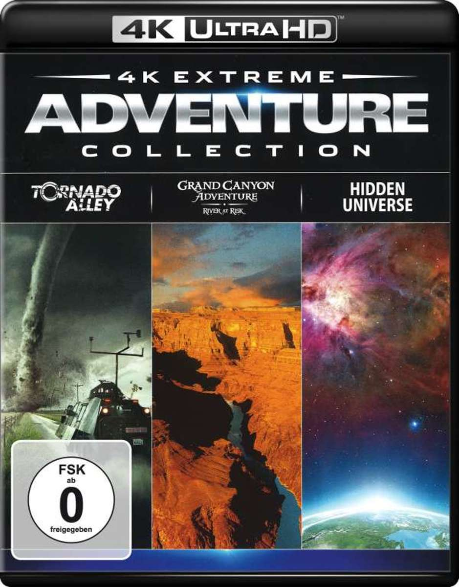 IMAX: Extreme Adventure Collection (Ultra HD Blu-ray)-