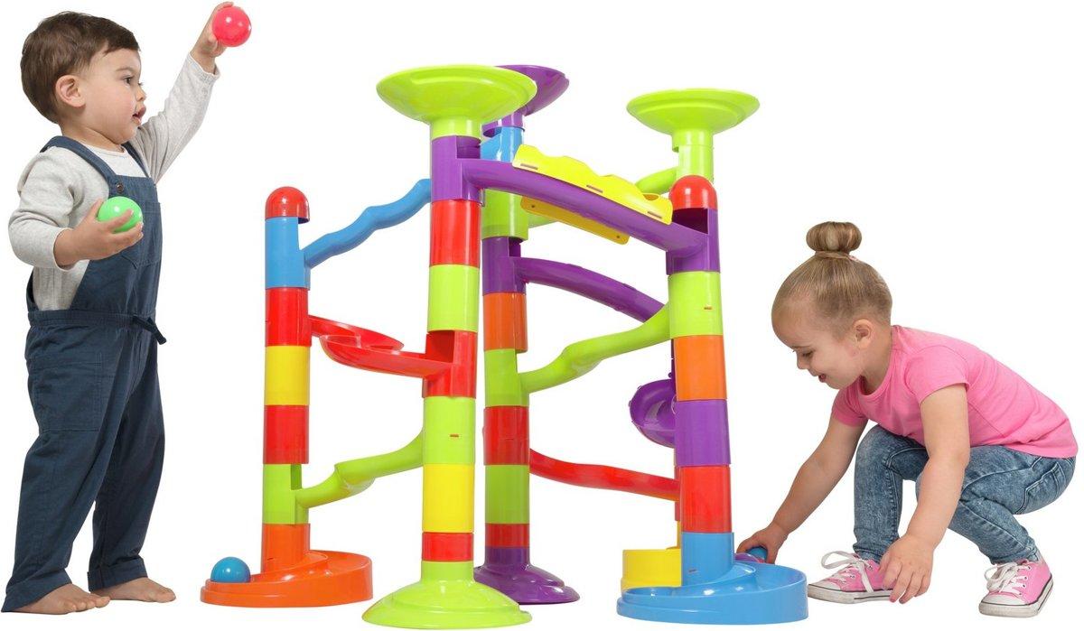 954d17602 bol.com | Luxe Ballenbaan / knikkerbaan | Chad Valley Mega Ball Run |, Chad  Valley | Speelgoed