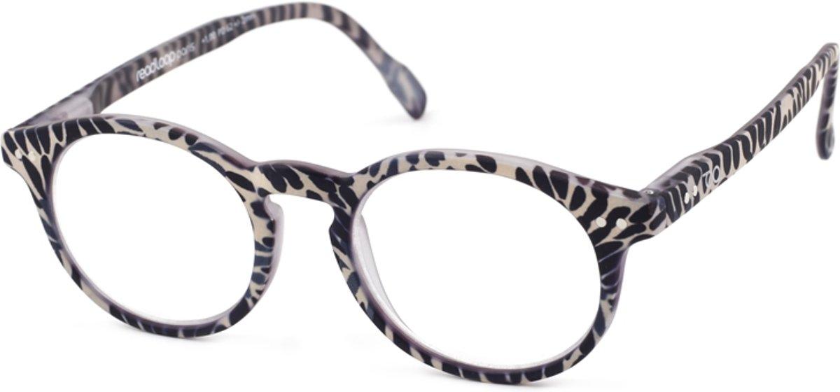 Leesbril Readloop Tradition 2601-11 Zebra print kopen