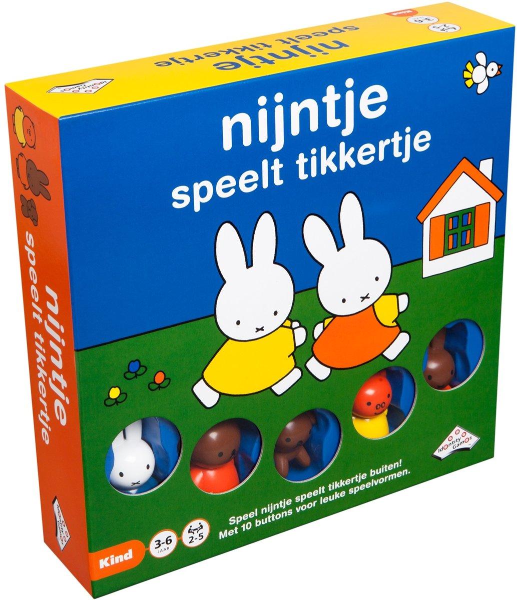Nijntje Speelt Tikkertje - Kinderspel