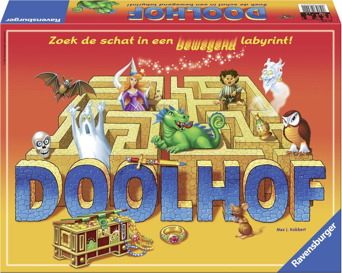 Ravensburger Doolhof - Bordspel