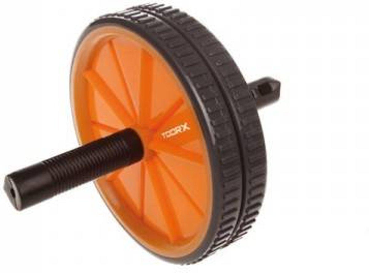 Toorx Dual Ab Wheel - Dubbele Trainingswiel kopen