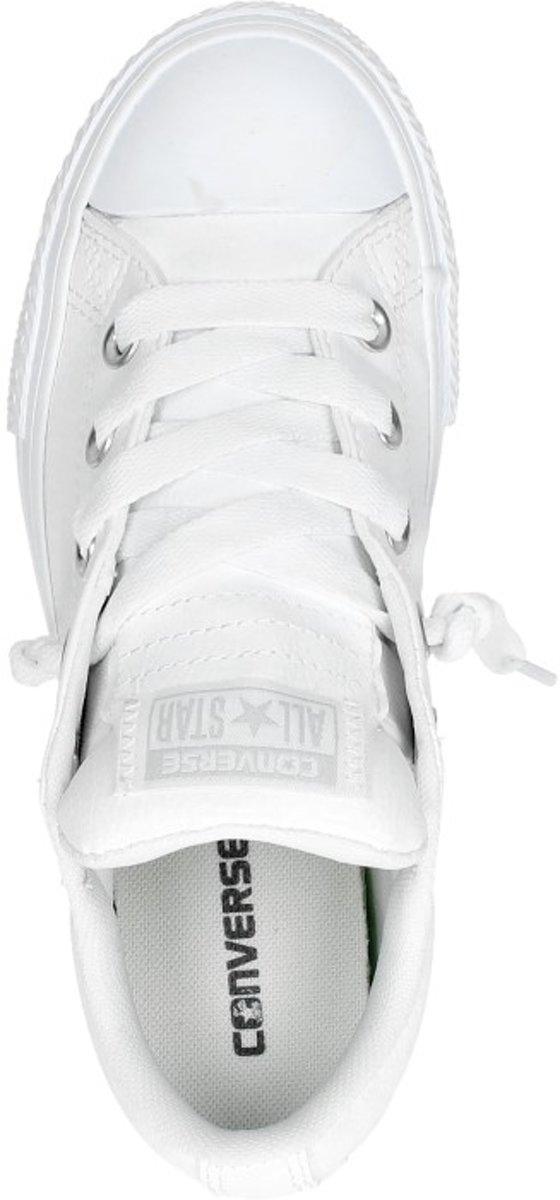 ed4708ec9c8 bol.com | Converse - Ct As Street Slip - Sneaker laag sportief - Jongens - Maat  32 - Wit -.