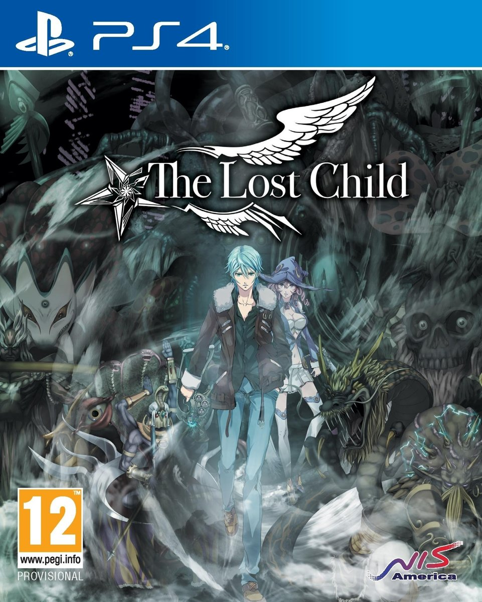 The Lost Child PlayStation 4