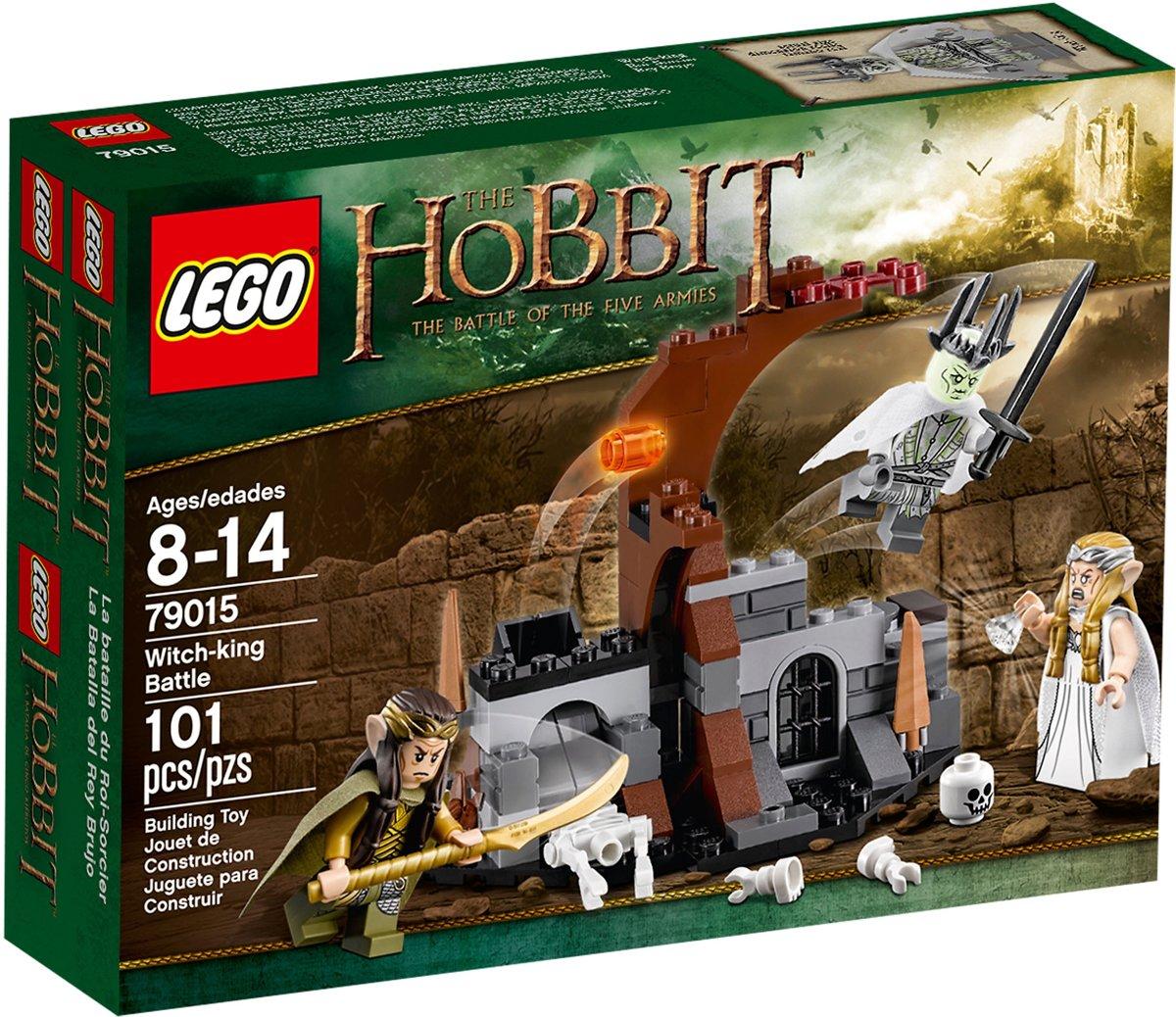 LEGO The Hobbit Tovenaar-Koning Duel ? 79015