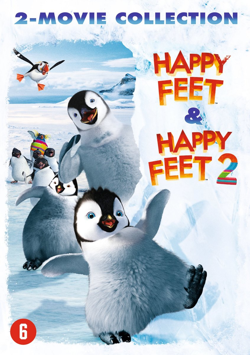 Kids N Fun 8 Kleurplaten Van Happy Feet