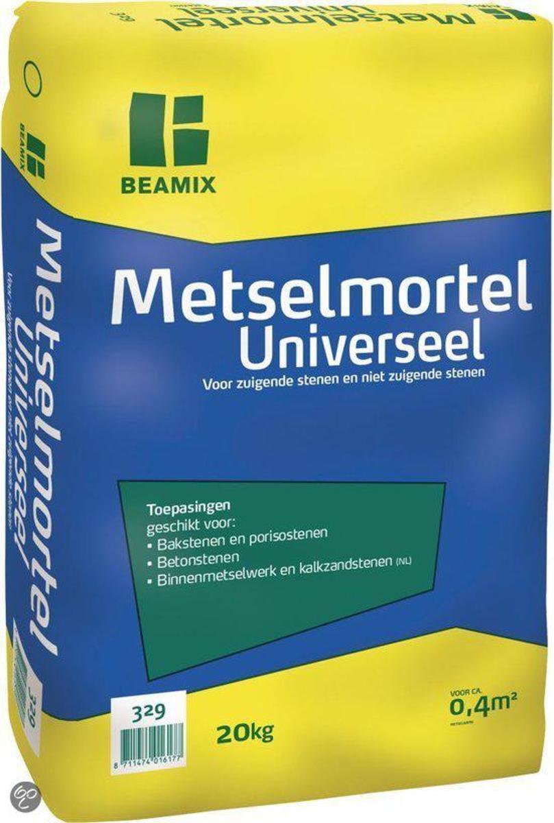 Beamix Metselmortel universeel 20 kg kopen