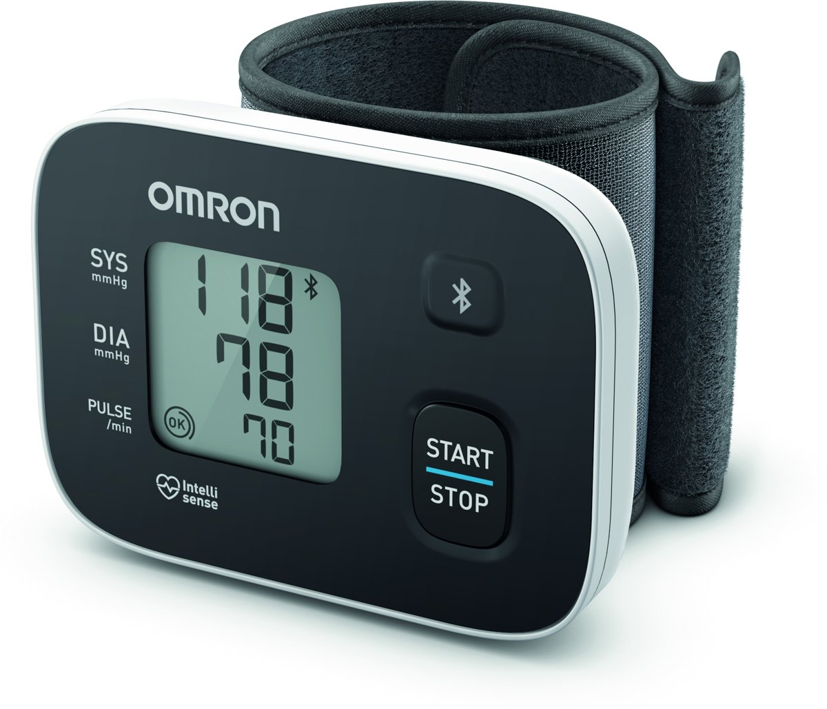 OMRON RS3 Intelli IT -Smart Pols Bloeddrukmeter