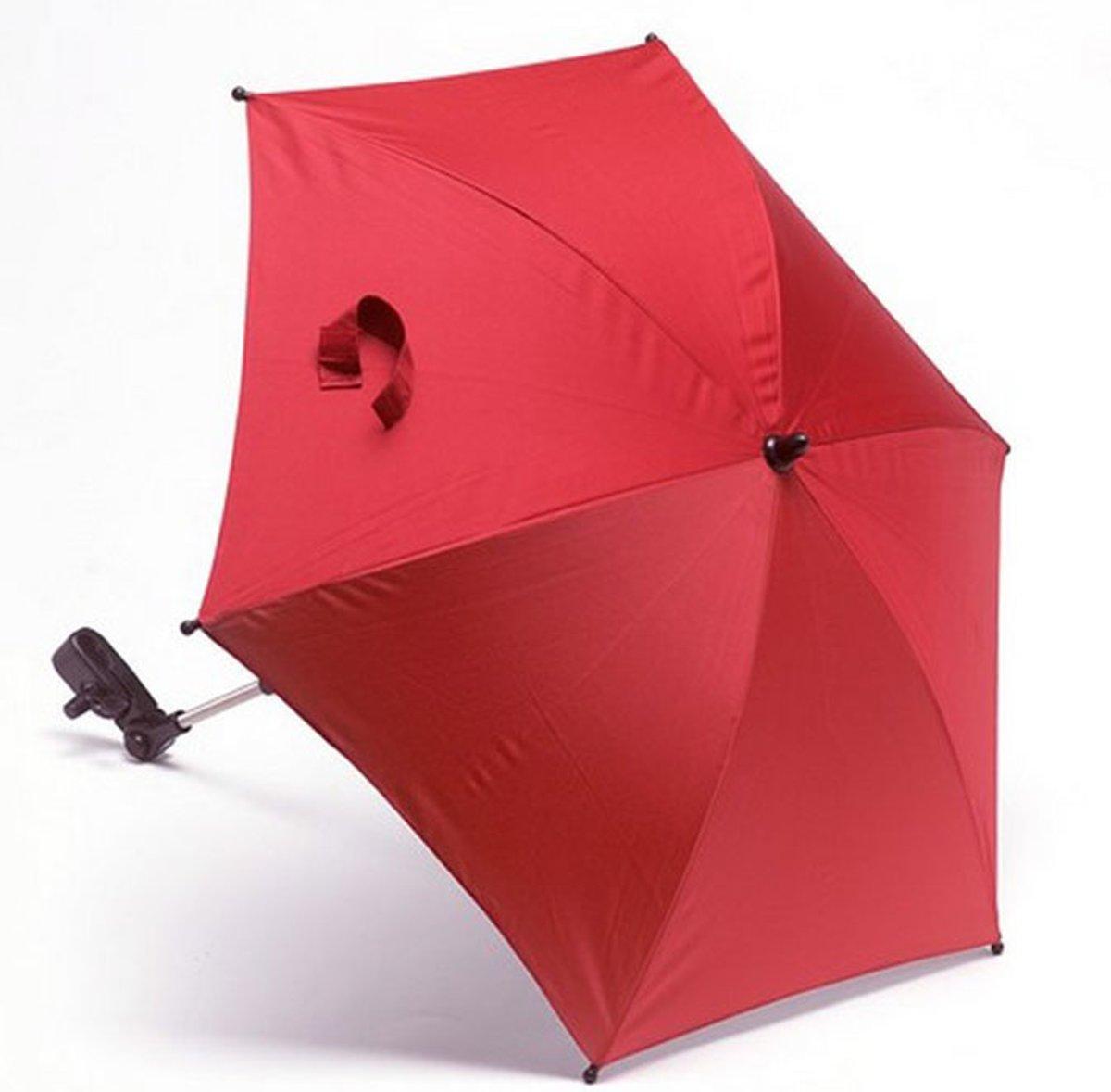 Titanium Baby - Parasol met UV-Coating - Rood kopen