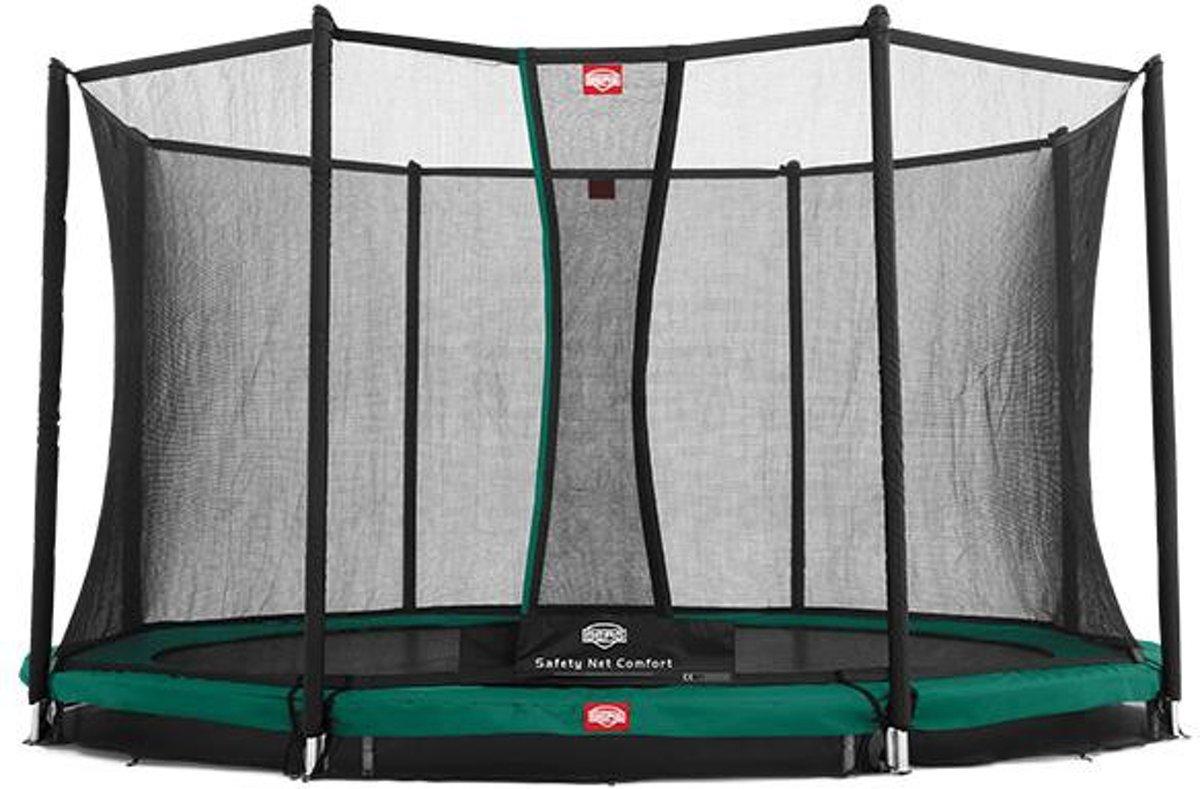 BERG Favorit InGround Trampoline - 430 cm - Inclusief Veiligheidsnet Comfort