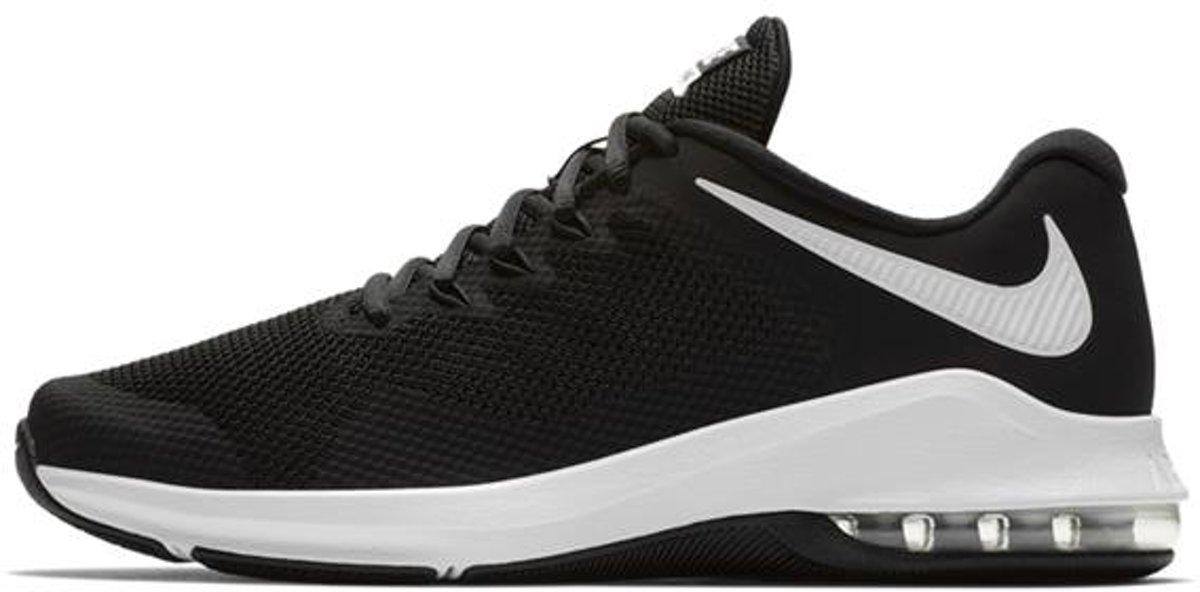 online store 7d0d8 80bff bol.com   Nike - Heren Sportschoenen Air Max Alpha Trainer - Zwart - Maat 44