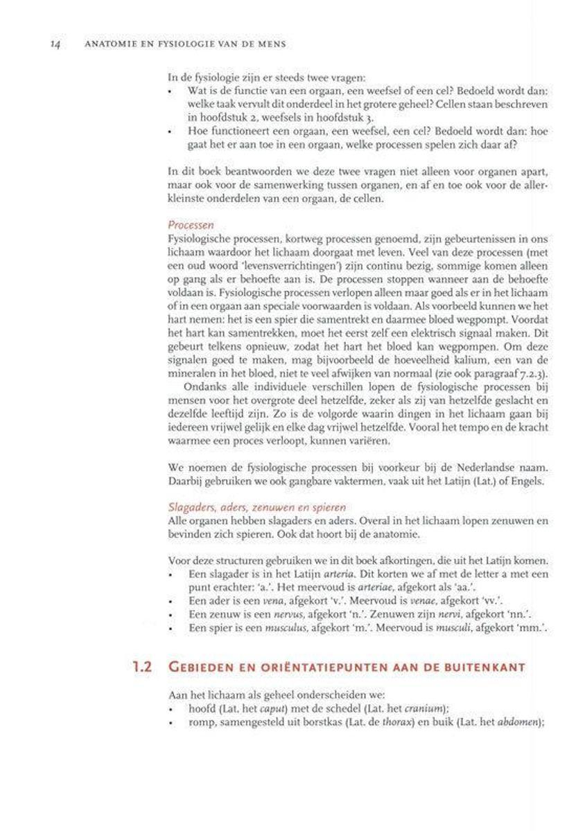 bol.com | Anatomie en fysiologie van de mens / Kwalificatieniveau 4 ...
