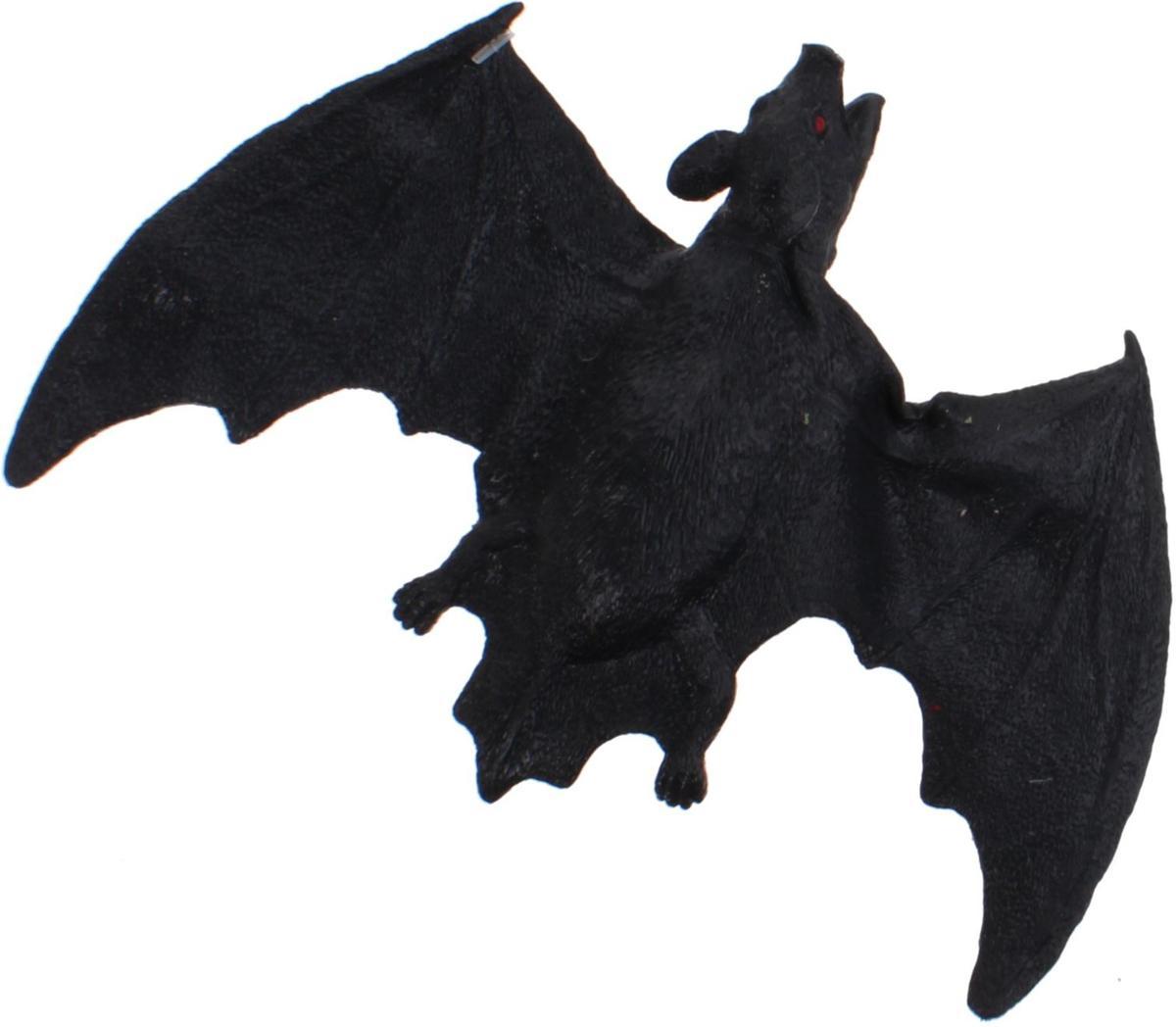 Johntoy Stretchy Creatures Vleermuis 20 Cm Zwart kopen