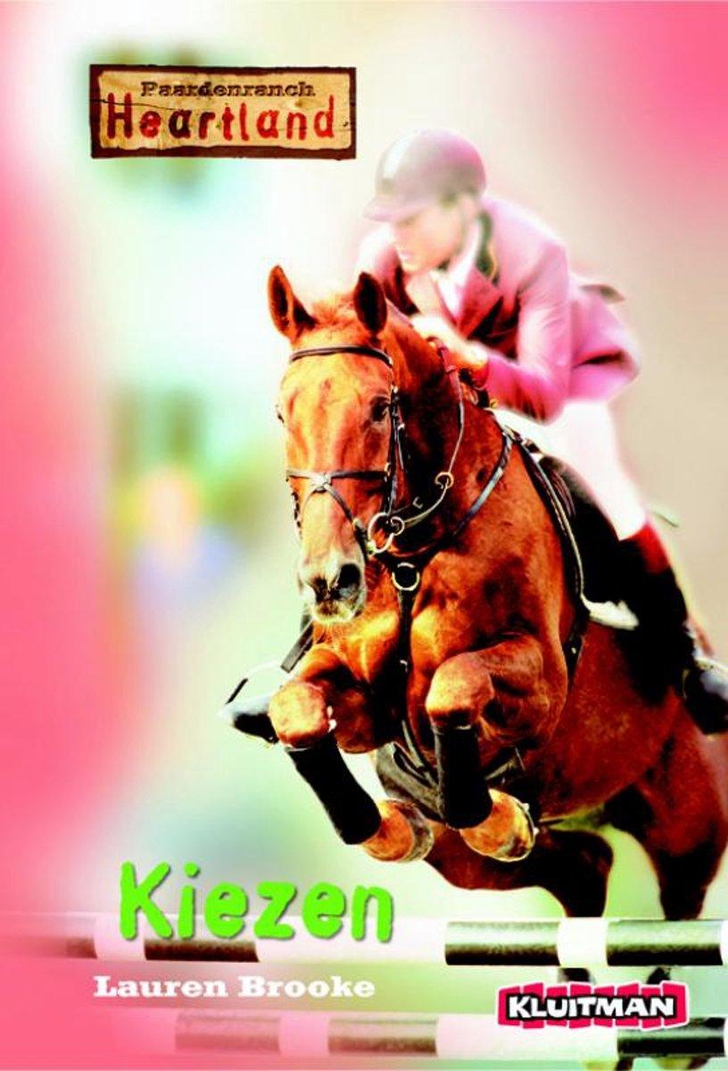 Image result for Heartland: Kiezen - Lauren Brooke