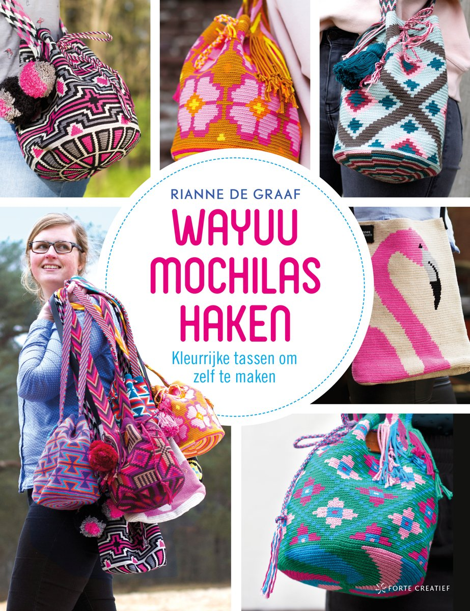 Bolcom Wayuu Mochilas Haken Rianne De Graaf 9789462501737 Boeken