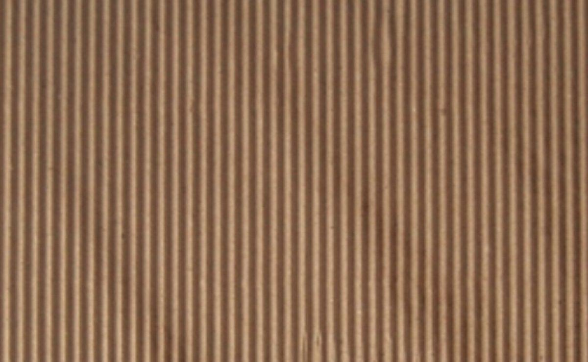 Ribbelkarton A5 21 x 14,85 cm, 10 vel
