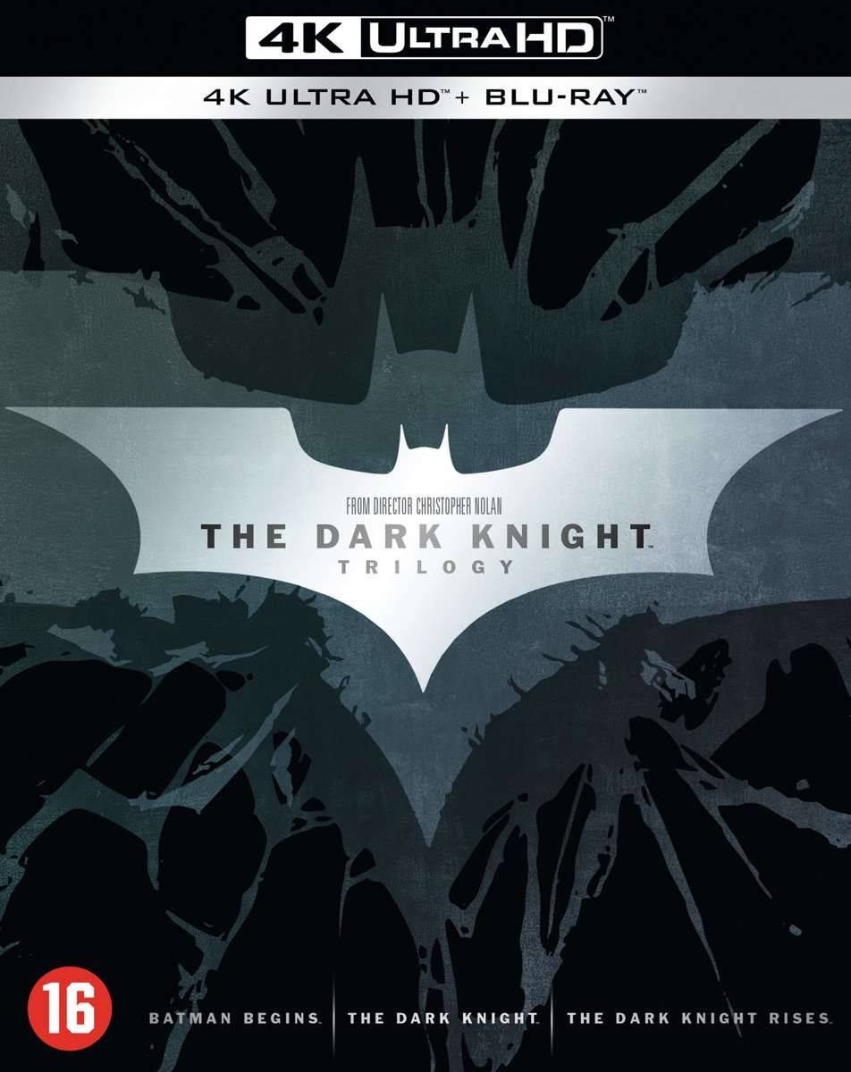 The Dark Knight Trilogy (4K Ultra HD Blu-ray) kopen