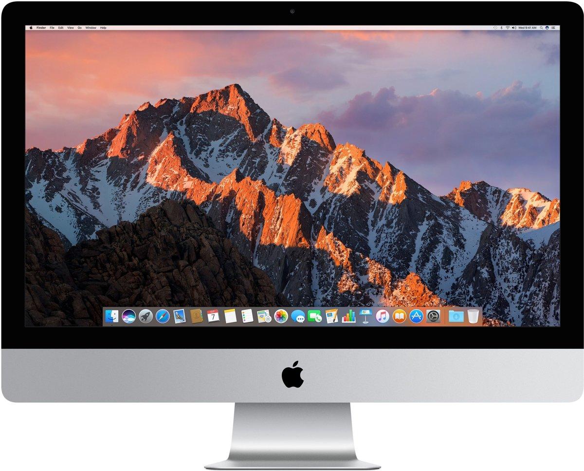 Apple iMac 21,5 inch (2017) - All-in-One Desktop / Azerty