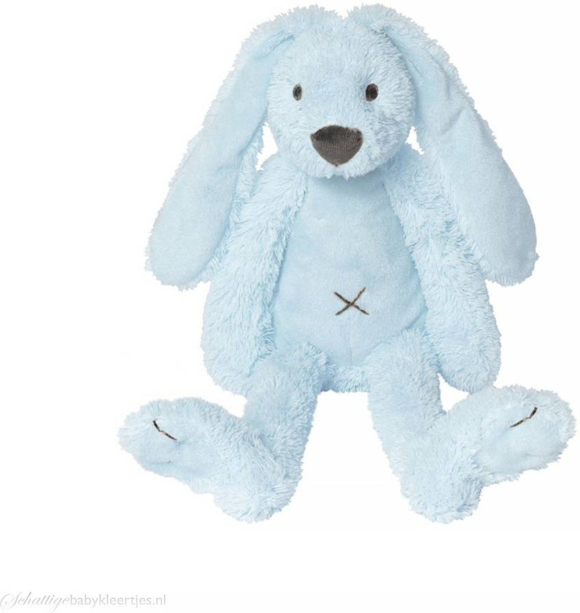 Happy Horse Konijn Richie No. 1 Blauw Knuffel - 28 cm