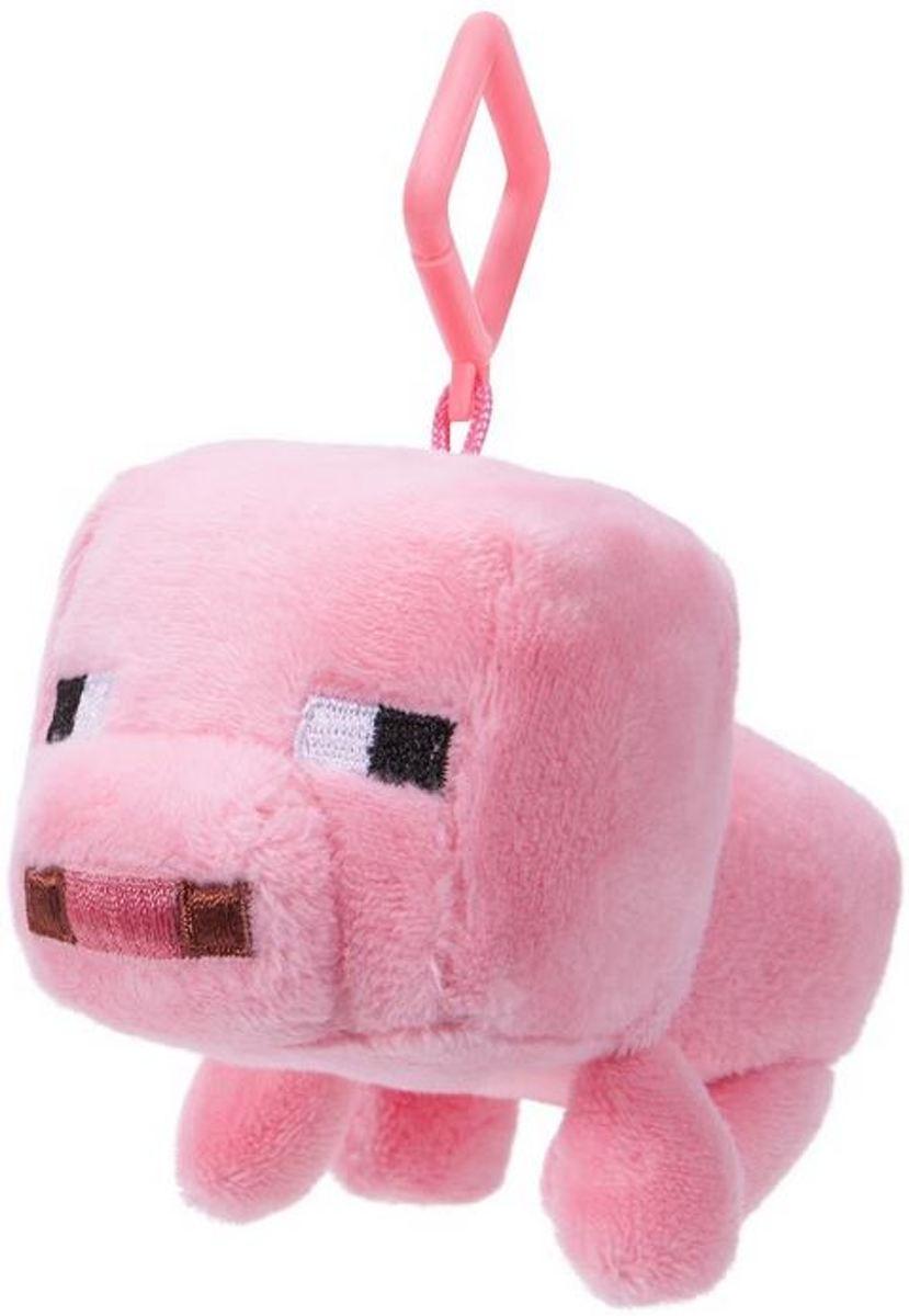 MINECRAFT Baby Pig Plush Clip Wave 1 - Knuffel
