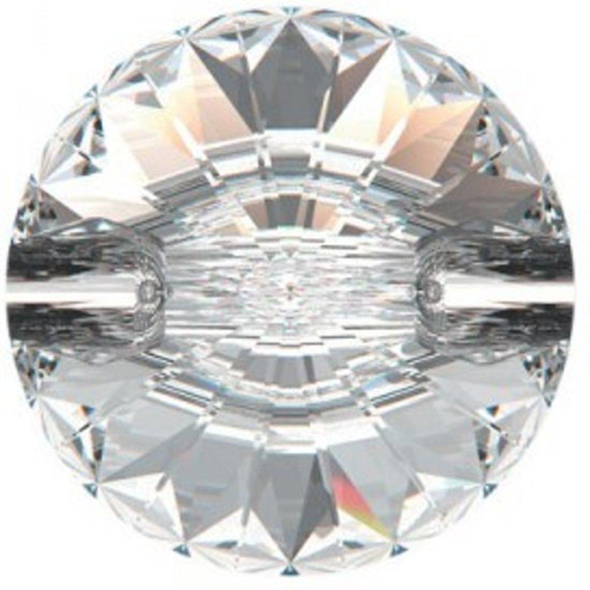 Swarovski knoop 18 mm per 6 stuks ( art. 3015 ) kopen