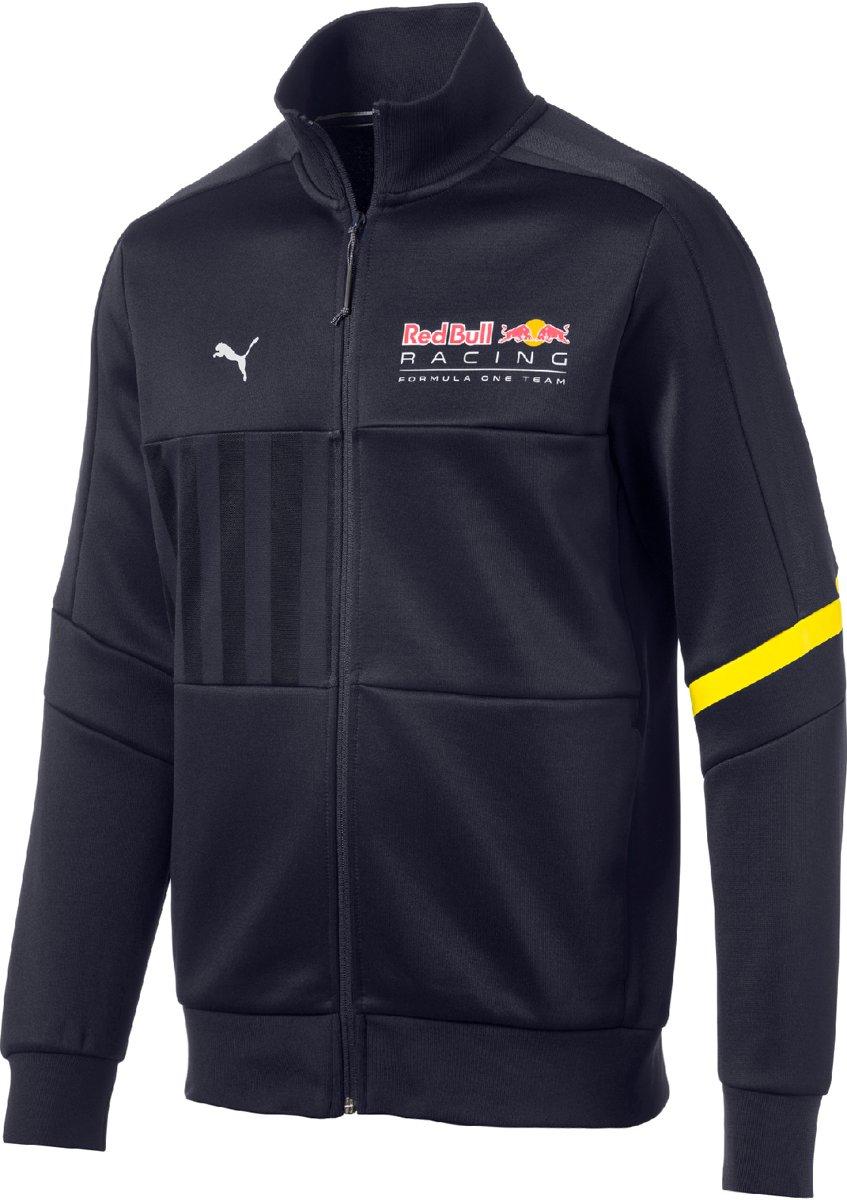 PUMA Red Bull Racing T7 Track Jacket Jas Heren - Night Sky